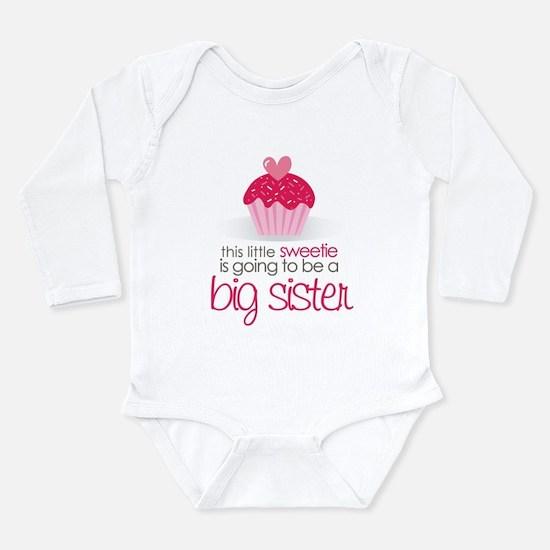 sweetie big sister Body Suit