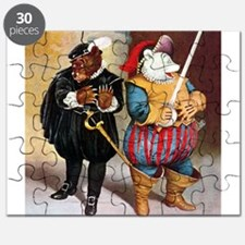 Roosevelt Bears Do Shakespeare Puzzle