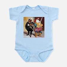 Roosevelt Bears Do Shakespeare Infant Bodysuit