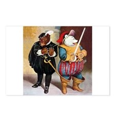 Roosevelt Bears Do Shakespeare Postcards (Package