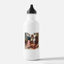 Roosevelt Bears Meet Uncle Sam Water Bottle