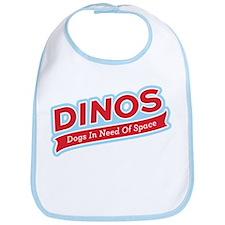 Team DINOS Logo Bib