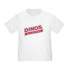 Team DINOS Logo T
