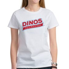 Team DINOS Logo Women's T-Shirt
