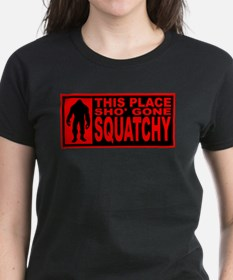 Gone Squatchy - Finding Bigfoot Tee