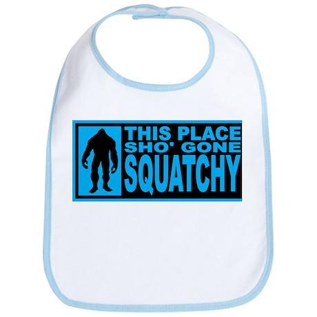 Gone Squatchy - Finding Bigfoot Bib