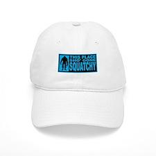 Gone Squatchy - Finding Bigfoot Baseball Cap