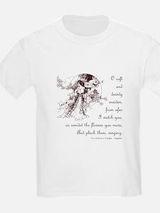 Girl in a Garden T-Shirt