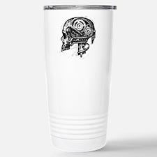 Unique Skull Travel Mug