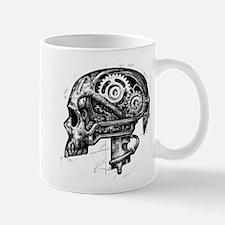 Cute Raven skull Mug