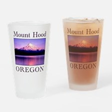 Cool Reflections Drinking Glass