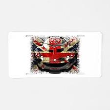 British Elise Aluminum License Plate
