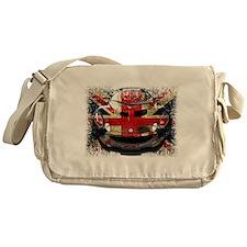 British Elise Messenger Bag