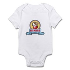 DINOS Logo Infant Bodysuit