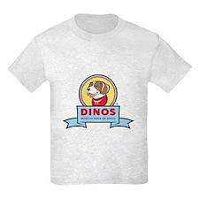 DINOS Logo Kids Light T-Shirt