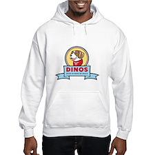 DINOS Logo Hooded Sweatshirt