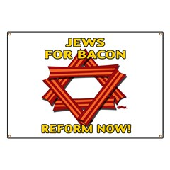 BACON REFORM NOW! Banner