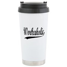 Workaholic Thermos Mug