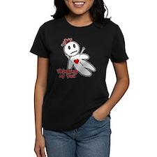 Anti Valentine Voodoo Doll Tee