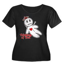 Anti Valentine Voodoo Doll T