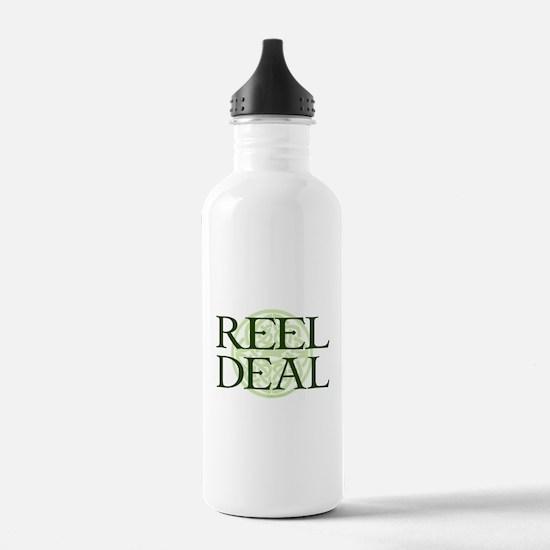 Reel Deal by DanceBay.com Water Bottle