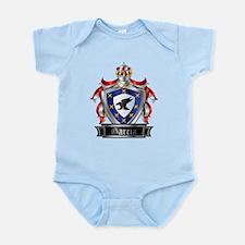 GARCIA COAT OF ARMS Infant Bodysuit