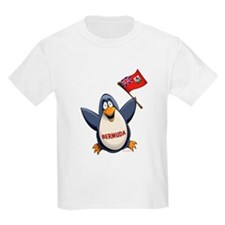Bermuda Penguin T-Shirt