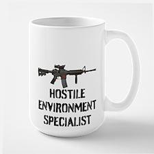 H.E.S. Mug