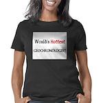 Chagos Chart Organic Women's T-Shirt
