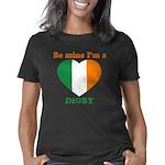 Chagos Chart Women's Plus Size V-Neck T-Shirt