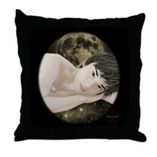 Starseed Throw Pillow
