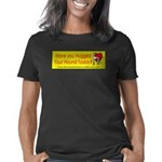 Chagos Chart Junior Jersey T-shirt (dark)
