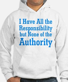 No Authority Hoodie