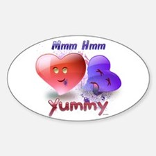 V- Day Candy Decal