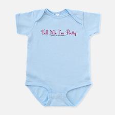 You Don't Mean It Infant Bodysuit