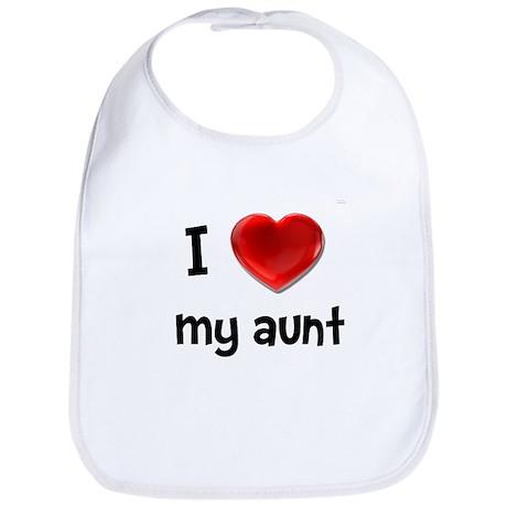 I Love My Aunt Bib