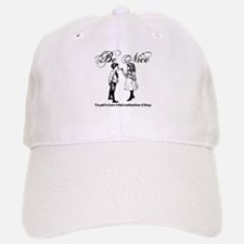 Pharmacy - Be Nice Baseball Baseball Cap
