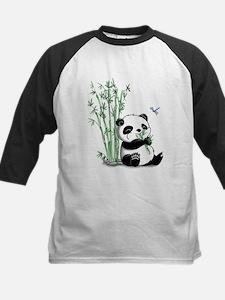 Panda Eating Bamboo Tee
