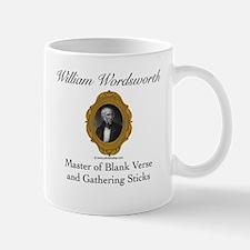 William Wordsworth Mug