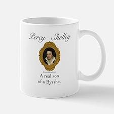 Percy Shelley Mug