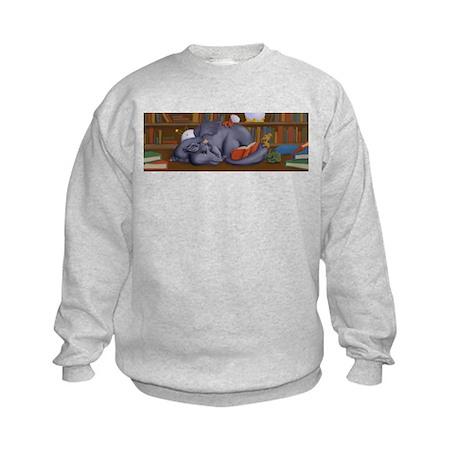 Dragon Lore II Kids Sweatshirt