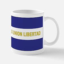 El Salvador Civil Ensign Mug