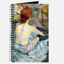 Toulouse Lautrec Bath Journal