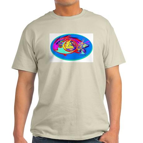 AA FISH ReneeOval T-Shirt