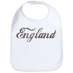 Vintage England Bib