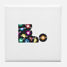 VINYL 2 Tile Coaster