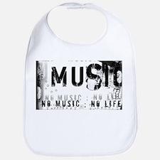 Music 3 Bib