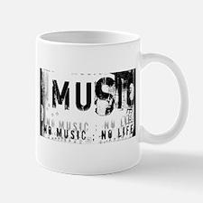 Music 3 Small Small Mug