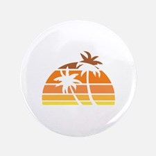 "Vintage Beach 3.5"" Button"