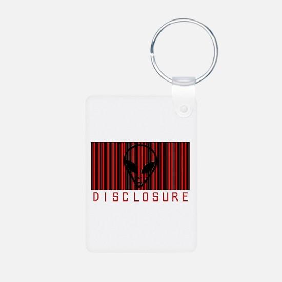 Alien Disclosure Keychains